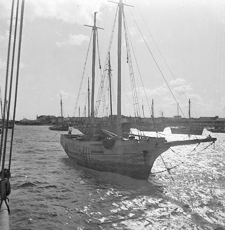 En Puerto Naos