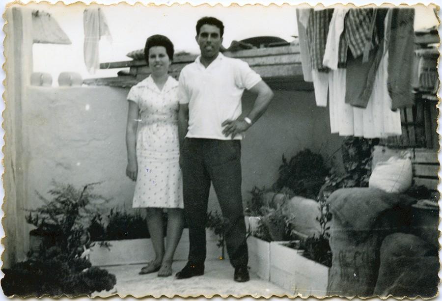 Sofía Páez y Jesús Morales