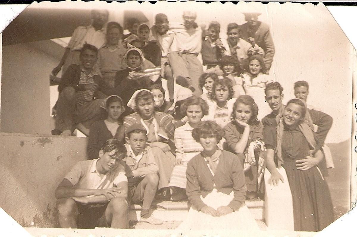 Alumnos del instituto de Arrecife