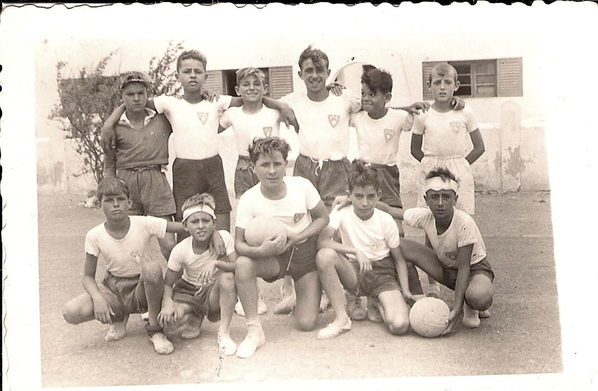 Equipo de fútbol de los cuarteles I