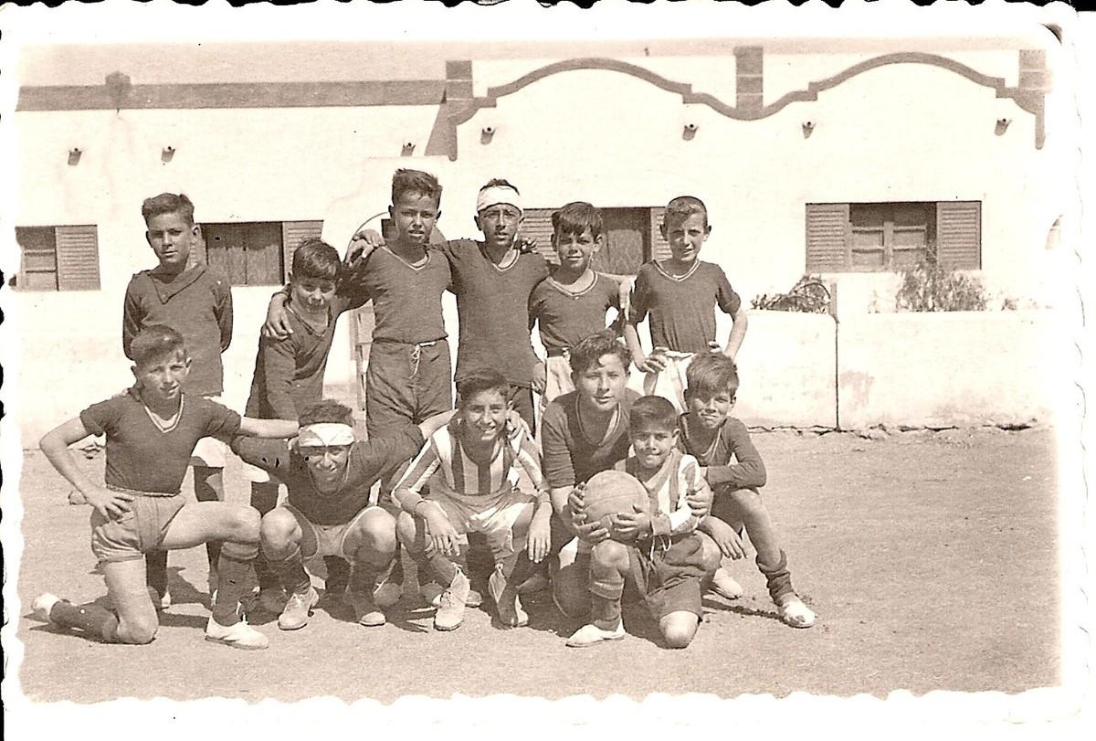 Equipo de fútbol de los cuarteles II