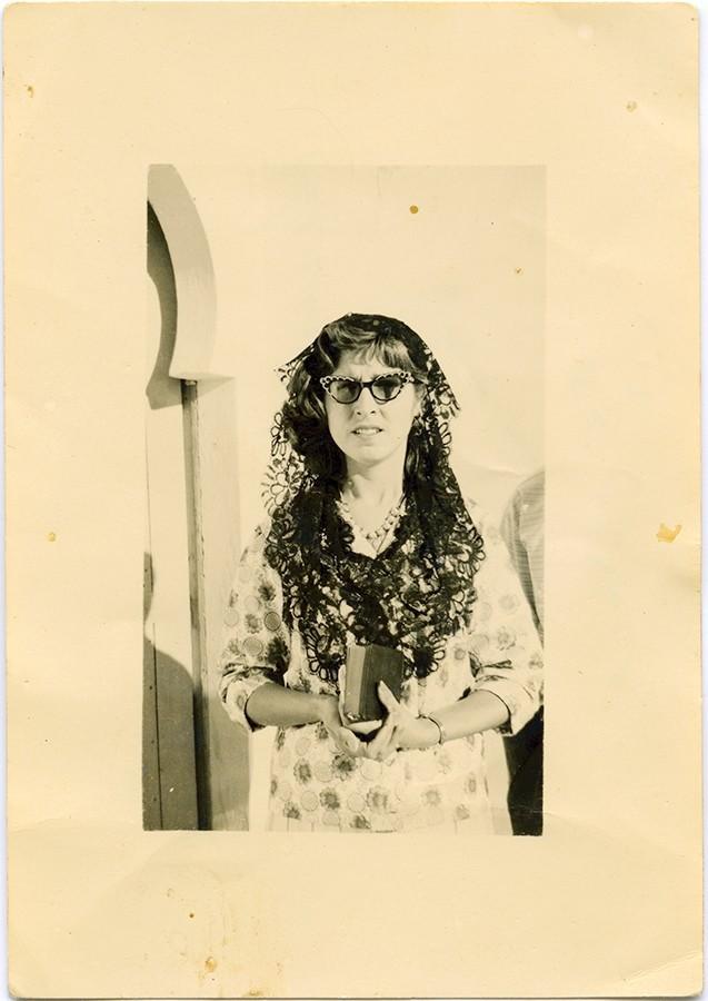 Retrato de Olimpia Delgado I