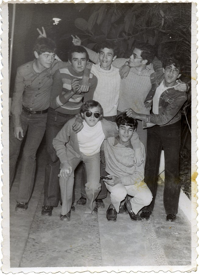 Jóvenes en Arrecife