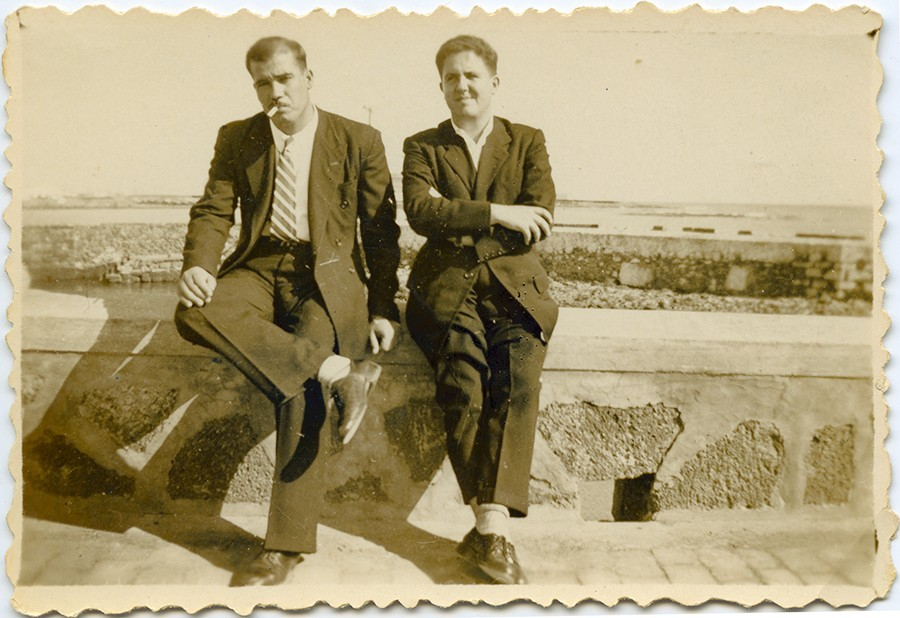 Fefo Rodríguez y Juan Arroyo I