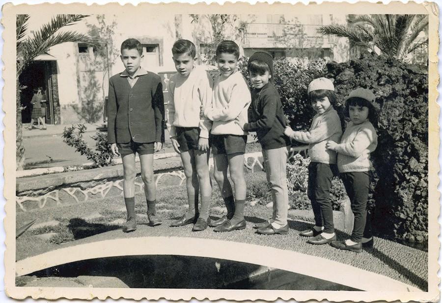 Hijos de Fefo Rodríguez I