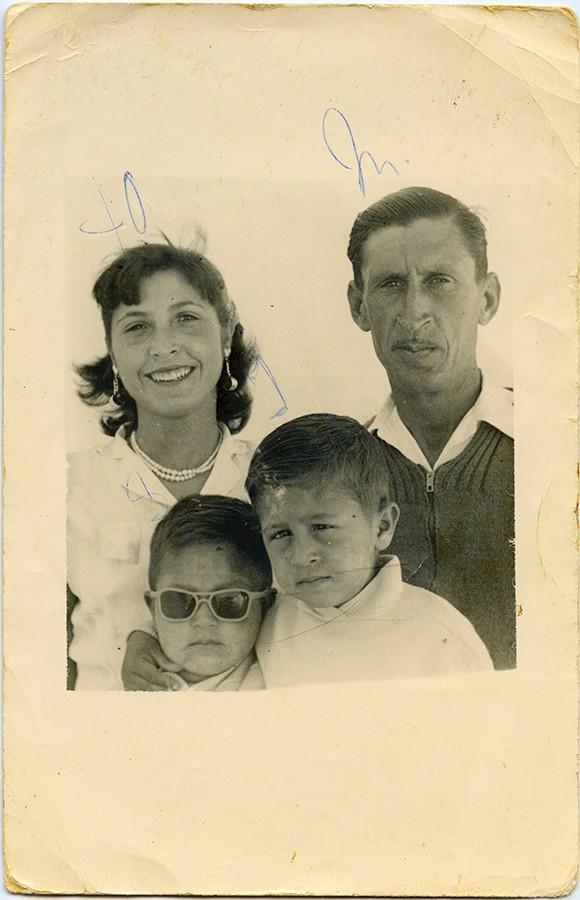 Familia Betancort Delgado
