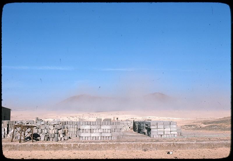 Materiales de construcción en Caleta del Sebo III