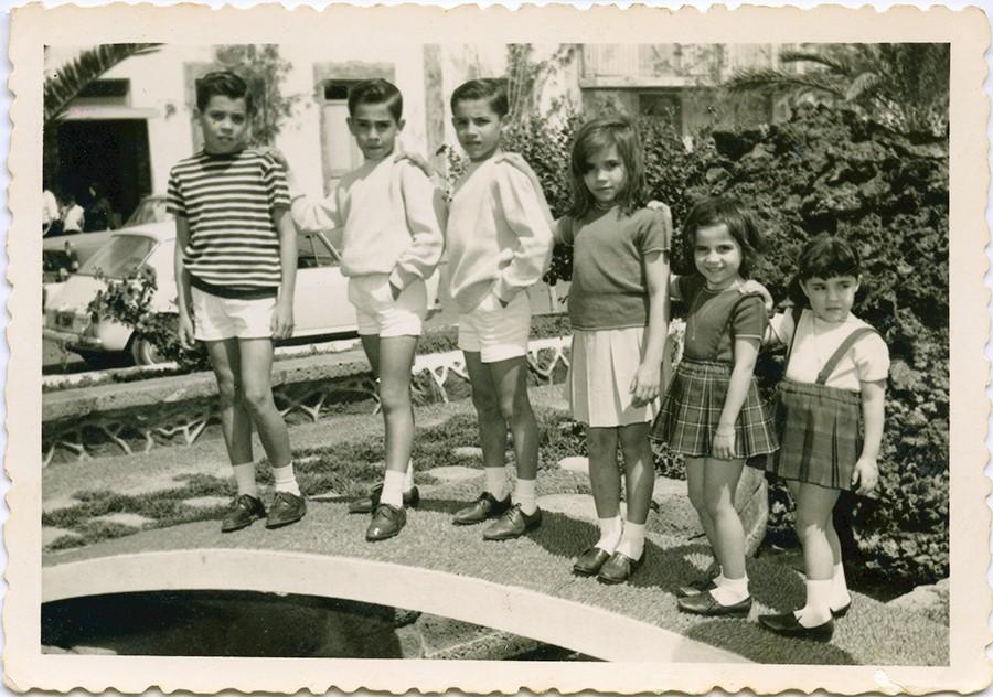 Hijos de Fefo Rodríguez II