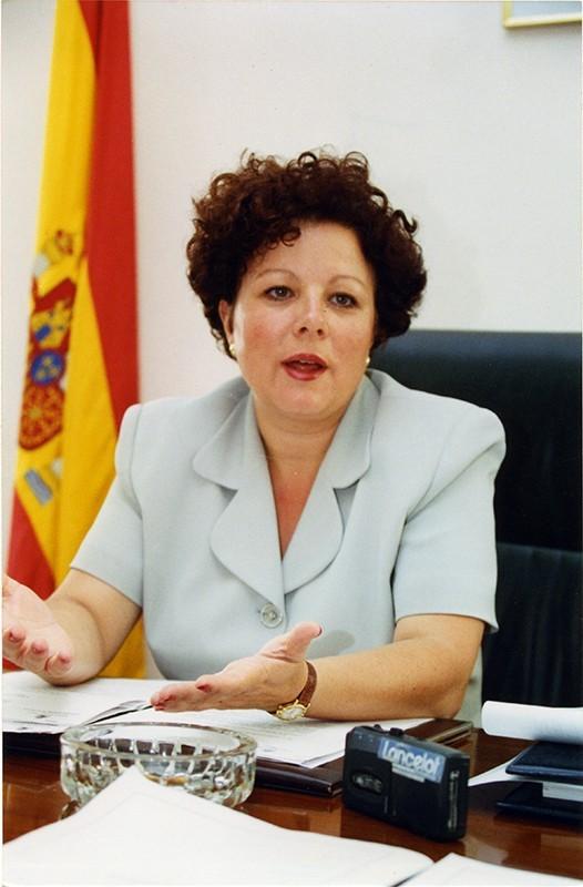 Dolores Luzardo de León