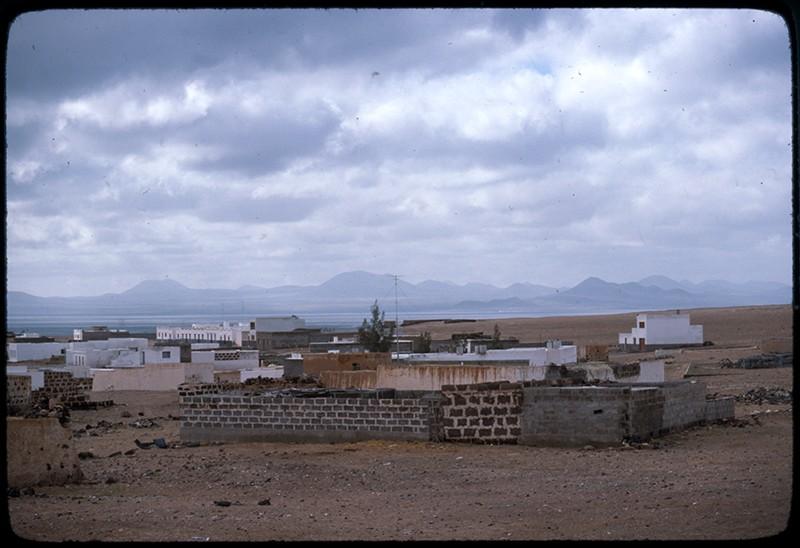 Viviendas de Caleta del Sebo