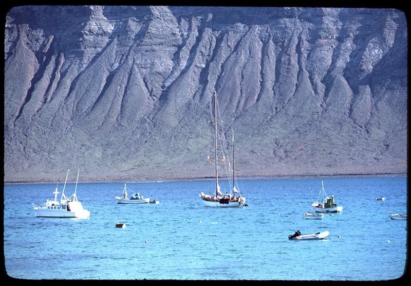 Barcos de La Graciosa I