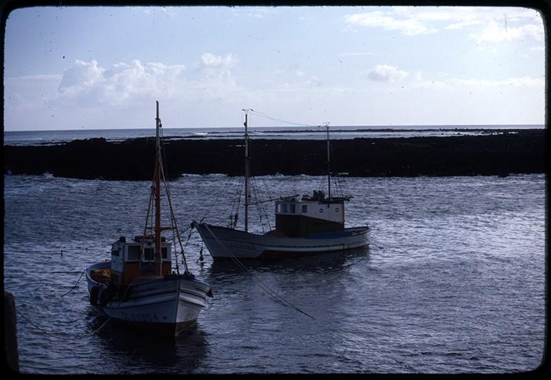 Barcos de Órzola