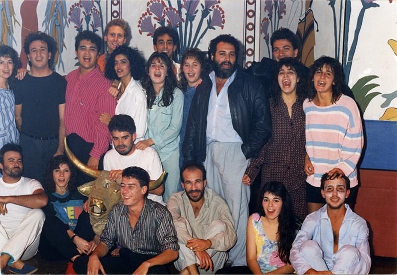Grupo teatral