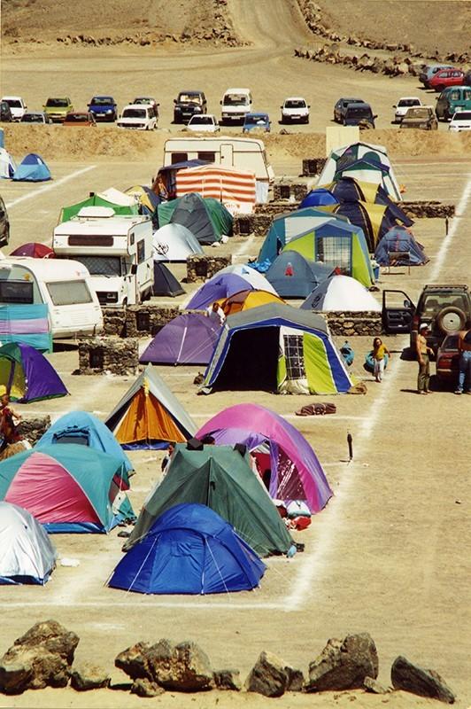 Campamento de Papagayo