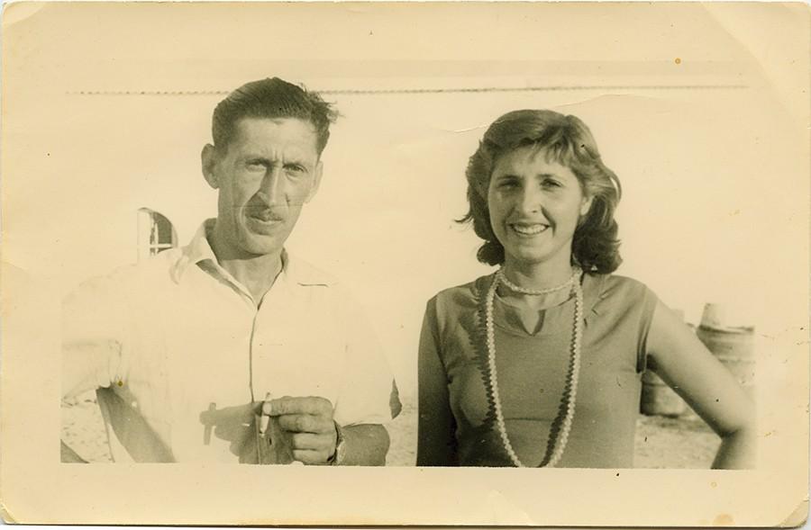 Manuel Betancort y Olimpia Delgado I
