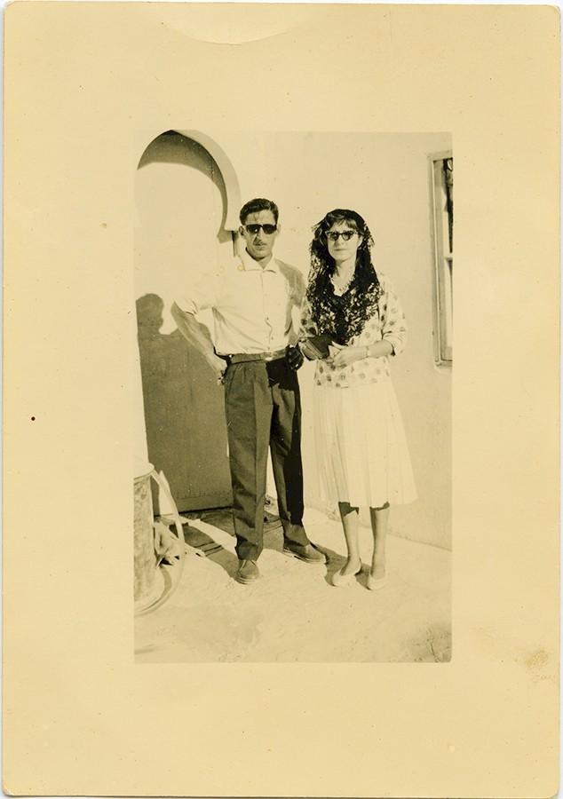Manuel Betancort y Olimpia Delgado II