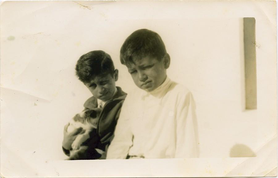 Imeldo y Celso Betancort