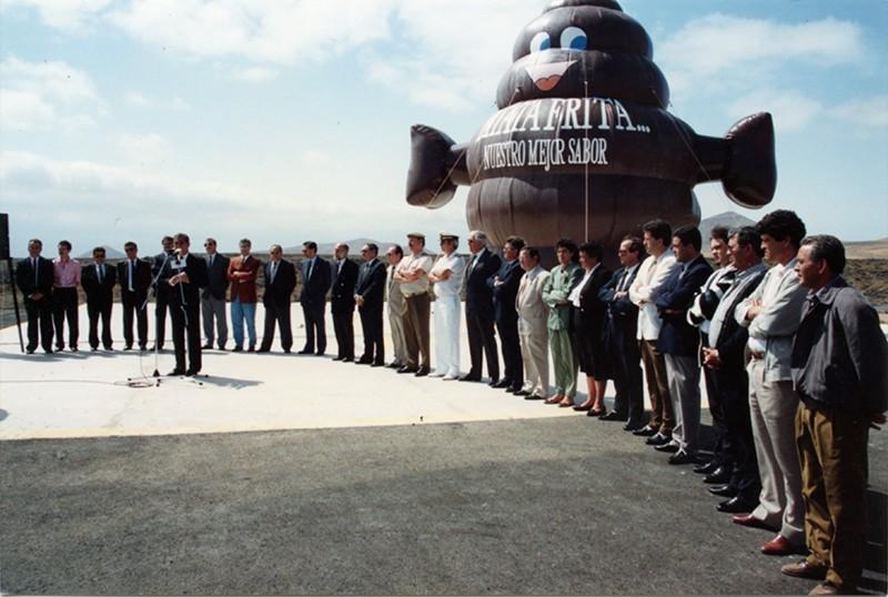 Inauguración del Complejo Agroindustrial II