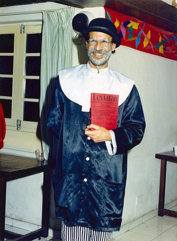 Disfraz de Chalo Álvarez