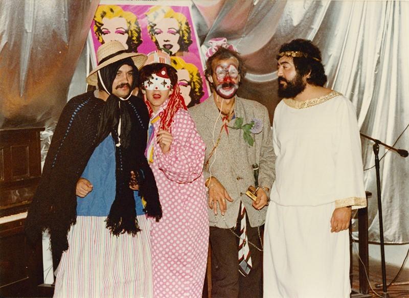 Carnavales en El Almacén