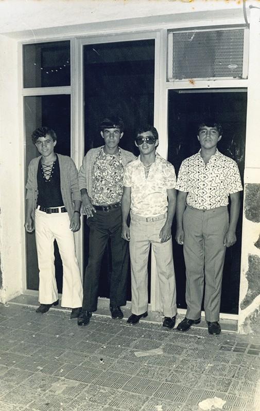 Fiestas de San Ginés de 1971