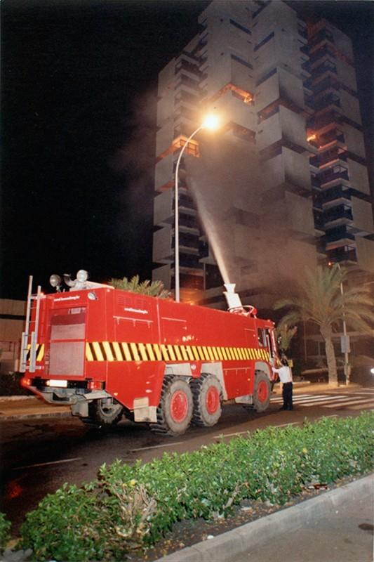 Incendio del Gran Hotel I