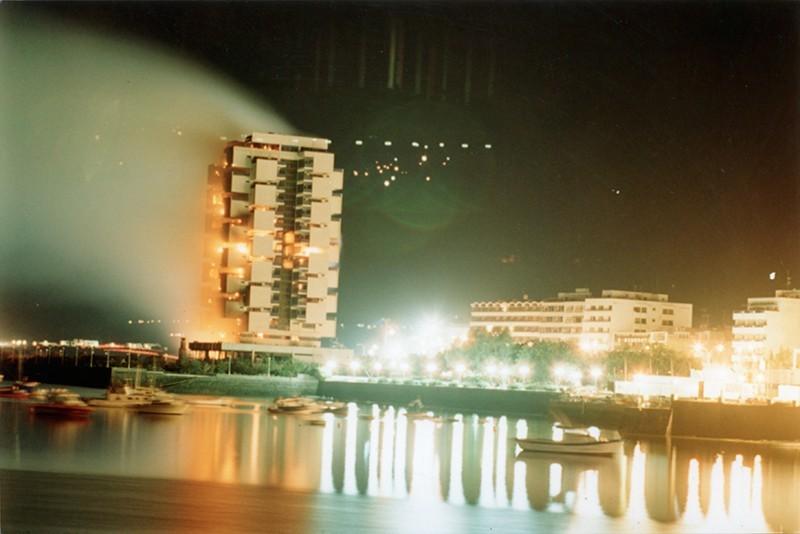 Incendio del Gran Hotel II