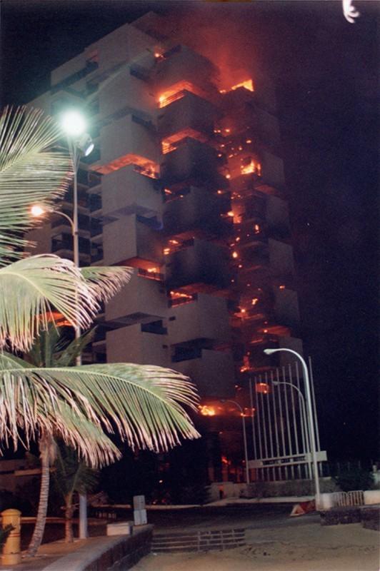 Incendio del Gran Hotel III