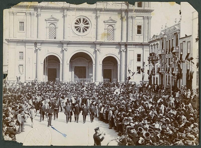 Asamblea y manifestación divisionista I