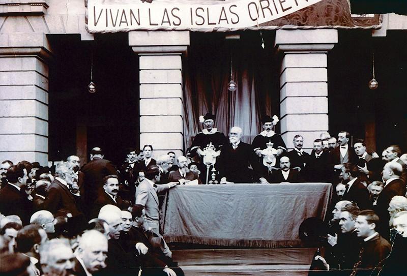 Asamblea  y manifestación divisionista II