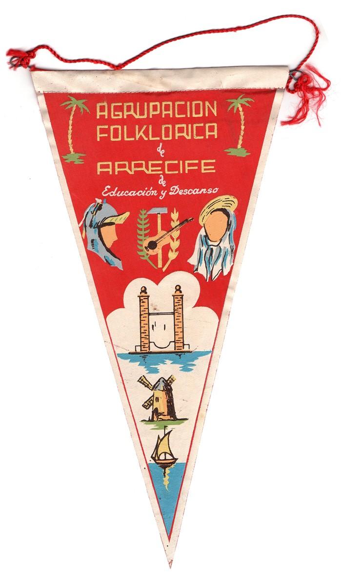 Banderín de la A.F.A.