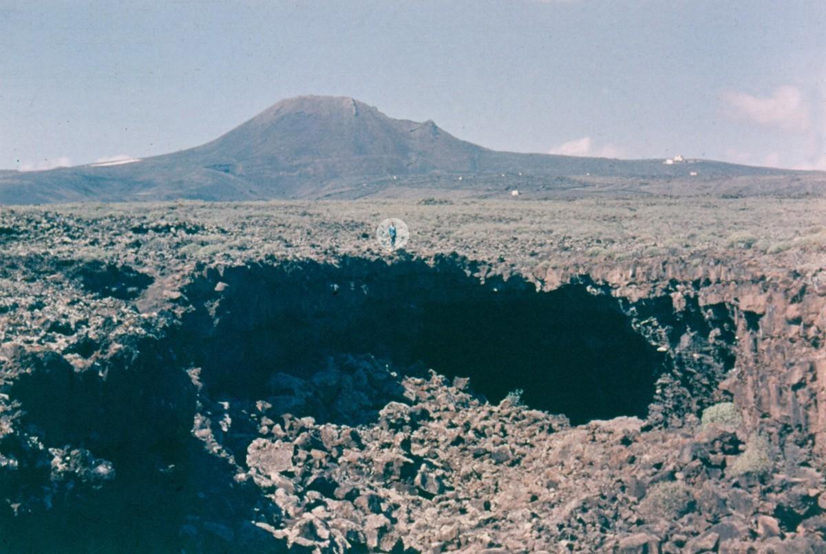 Zona de la Cueva de Los Verdes