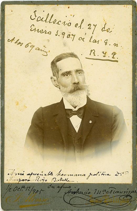 Antonio María Manrique