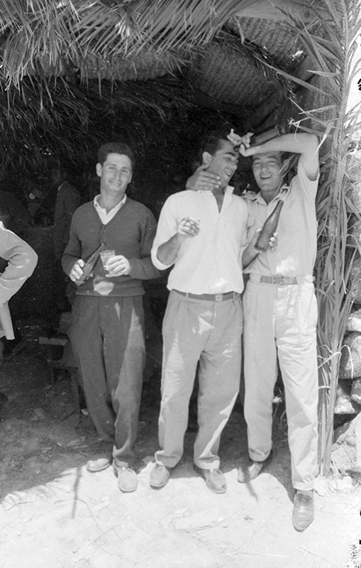 Festejos en Las Nieves