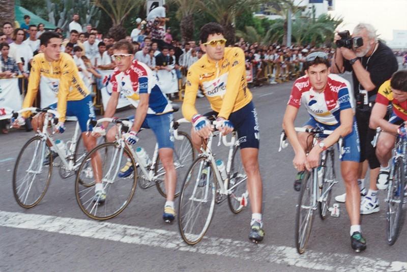 Criterium ciclista Isla de Lanzarote