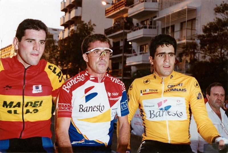 Criterium ciclista Isla de Lanzarote II