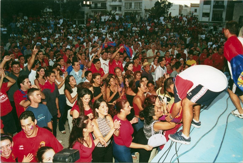 Ascenso U.D. Lanzarote