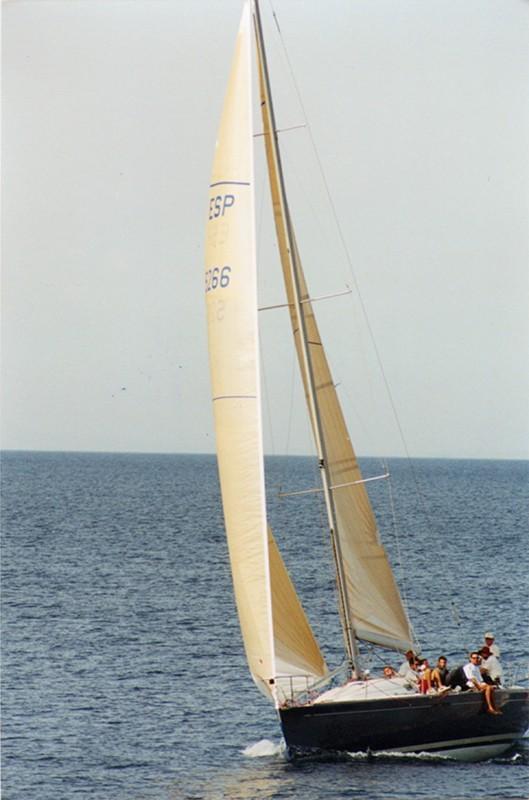 Regata en aguas de Lanzarote III