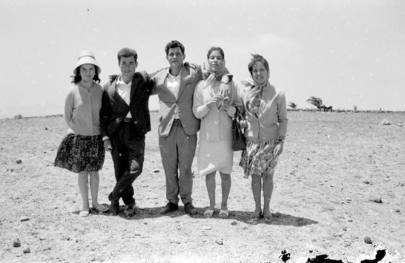 Jóvenes en Las Nieves