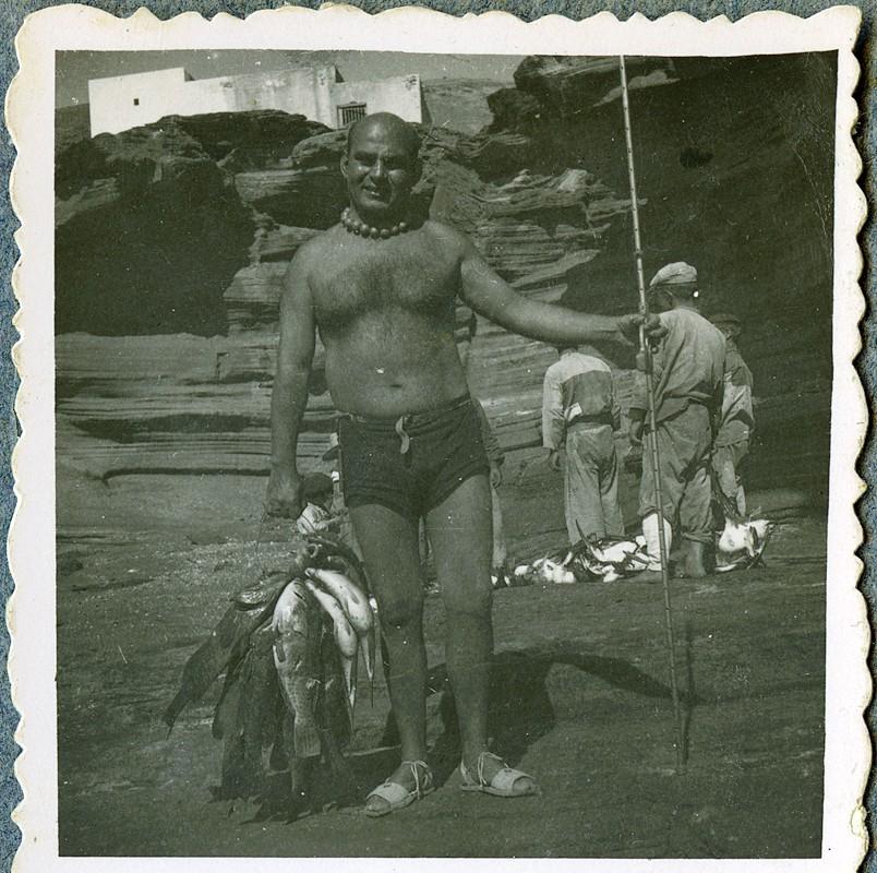 Pesca en Alegranza