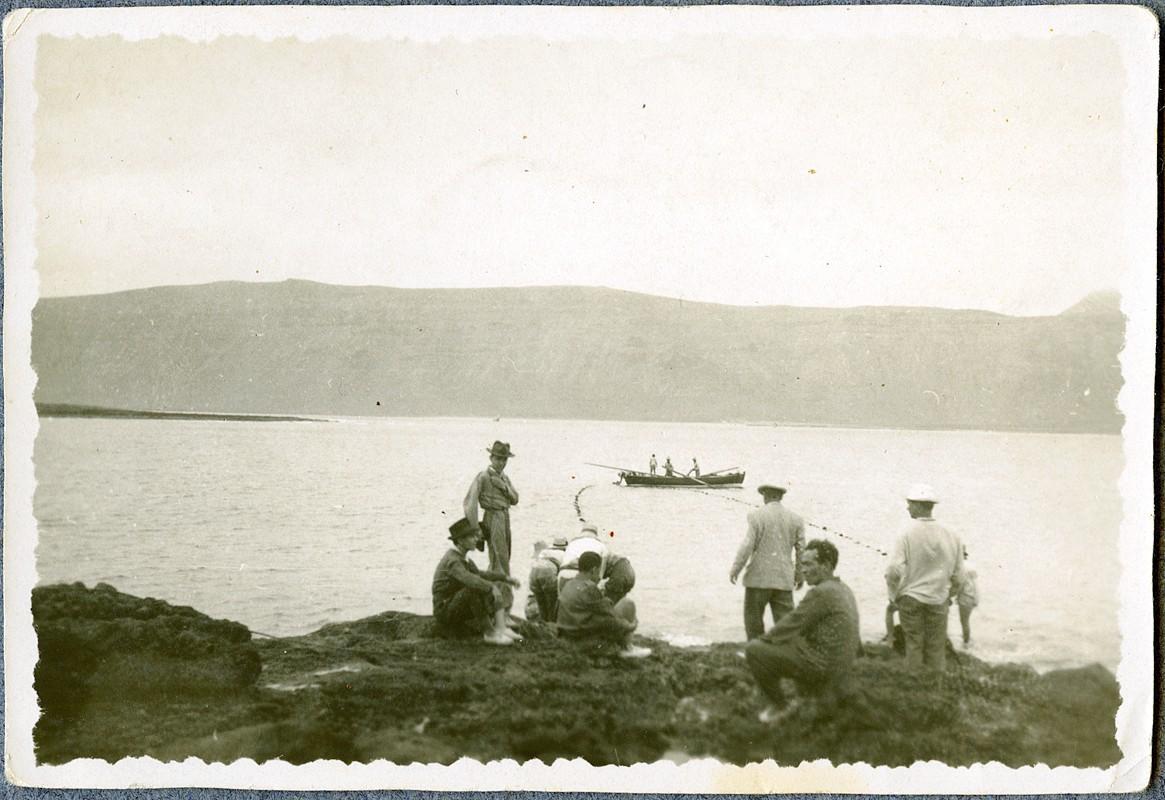 Pescando en La Graciosa