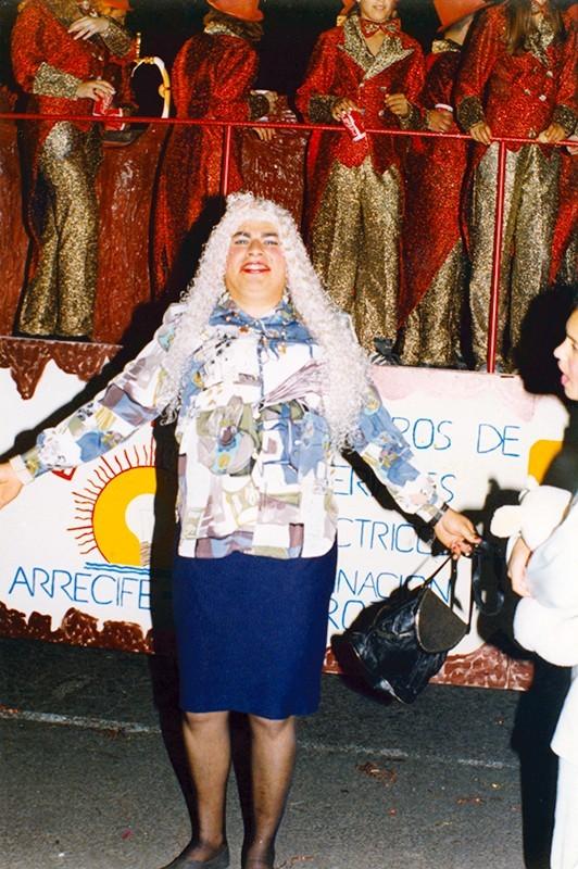 Antonio Cruz en carnaval I