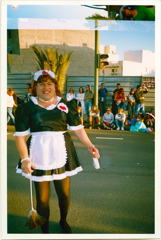 Antonio Cruz en carnaval II