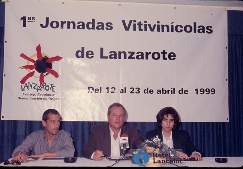 I Jornadas Vitivinícolas (I)