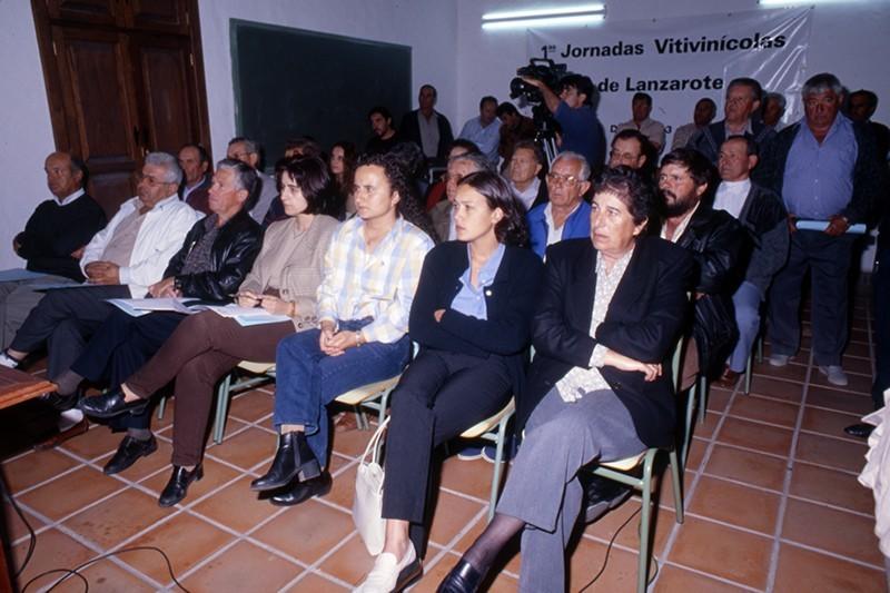 I Jornadas Vitivinícolas (III)