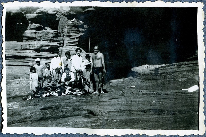 Pescadores en Alegranza