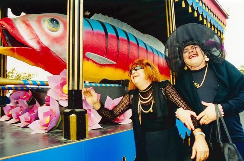 Antonio Cruz en carnaval III