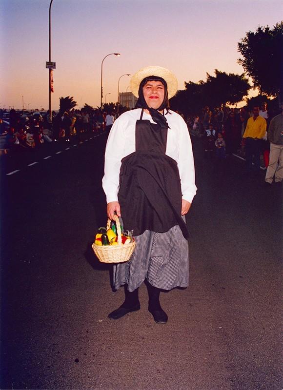 Antonio Cruz en carnaval IV