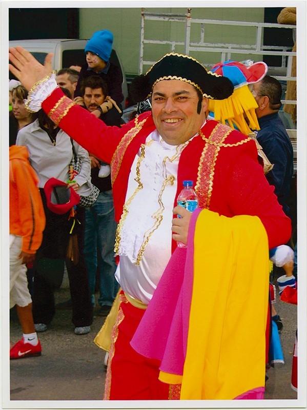 Antonio Cruz en carnaval V
