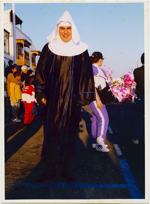 Antonio Cruz en carnaval VI